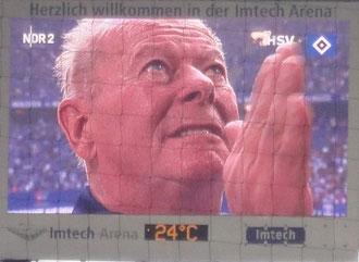 Harmann Rieger wird 70