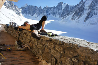 Mhhh, we love winter alpinism!