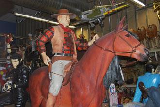 figura de vaquero