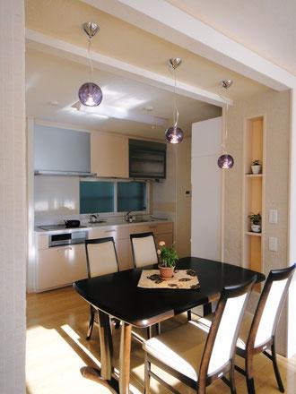 リビング テーブル 椅子 キッチン