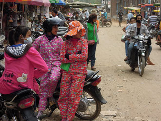 Pijama-Party in Kratie?