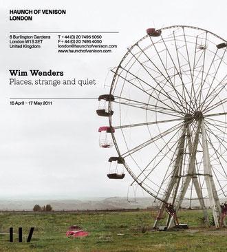 Foto: Wim Wenders