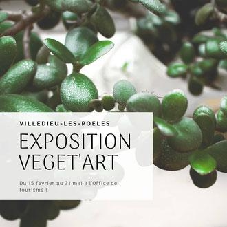 Exposition Végét'Art - Villedieu-les-Poêles