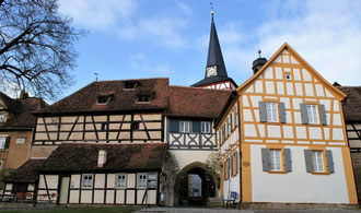 Freilandmuseum Kirchenburgmuseum Mönchsondheim