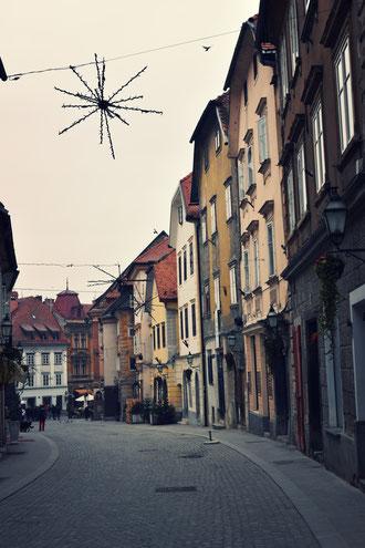 La Lubiana medievale