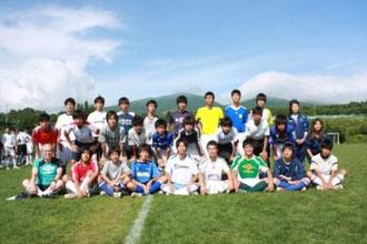 2011年菅平合宿 65期(2年)全員