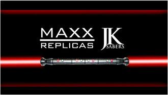 MAXX REPLICAS meets JK-SABERS