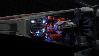 Cockpit nach dem Umbau