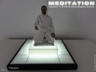 """Beispiel einer fertigen """"MEDITATION"""" Base"""
