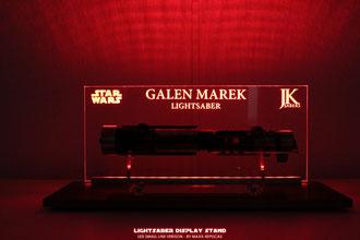 GALEN MAREK Lightsaber Stand