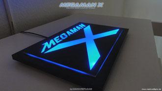 MEGAMAN-X fertige Base