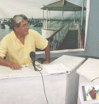Enrevista en TV RADIO OLIVAR