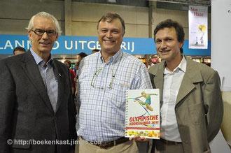 Piet Moons, Frank Fol en Johan Ghysels