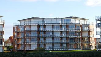 Haus II , Strandpalais Duhnen in Cuxhaven