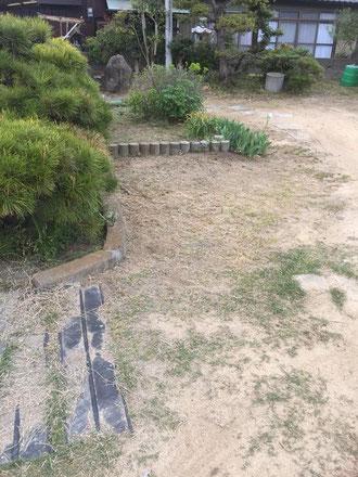 高松市で剪定草むしり