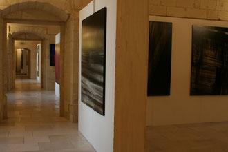In p.p. a dx: opere di Paolo Facchinetti
