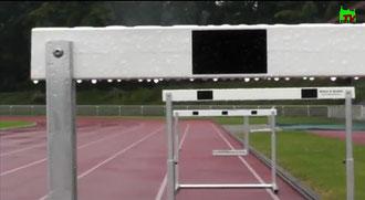 BESAGROUP-Sportpark in Rhede: Hier gibt's am Freitag, 11. Juli, Spitzenleichtathletik vom Feinsten.