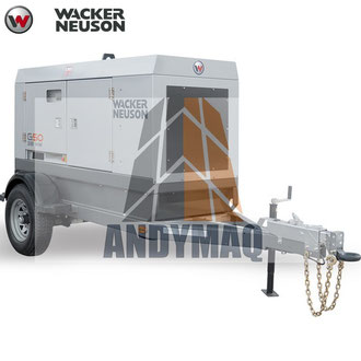 Generador Wacker G50S