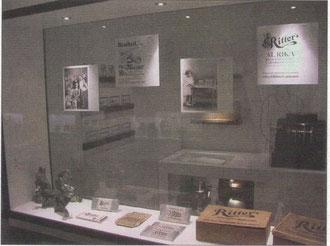 im Ritter-Sport-Museum Waldenburg