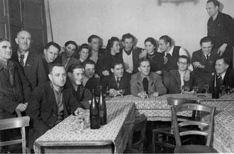 unbekannte Personengruppe in Derdingen