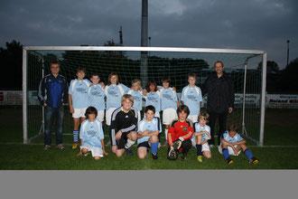 D-Jugend des SV Bexbach
