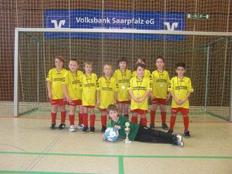F-Jugend SV Bexbach Stadtmeister 2011