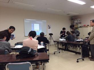 ☆NHK学園くにたち定期講座はじめてのiPad講座光景。