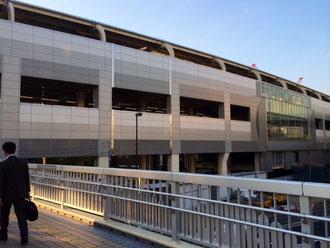 ☆京浜急行蒲田駅。