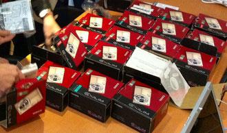 デジタルカメラ 20台整備しました
