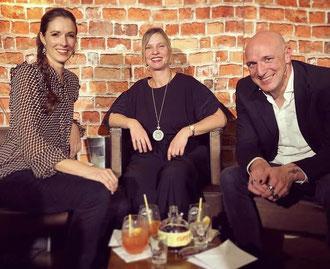 Sonja Baum, Verena Carl, Armin Sengbusch