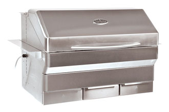 Pelletgrill Memphis Elite Built-In