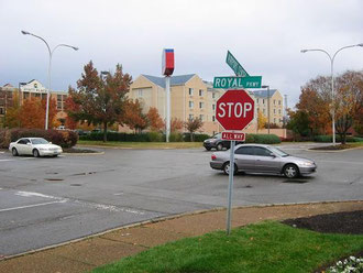 4-Way Stop / Nashville, Tennessee
