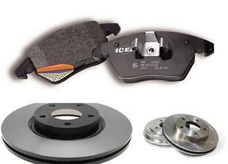 Brake Pads And Rotors Prices >> Replacement Brake Discs Brake Rotors Brake Pads