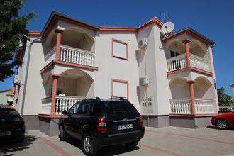 Apartmani Sokcevic