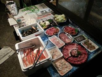 海鮮&焼肉