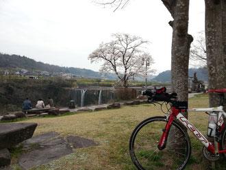 大分のナイアガラ原尻の滝