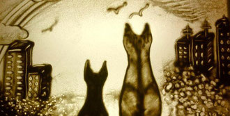 Песочные коты