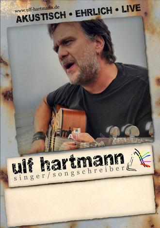 """hhtp://www.ulf-hartmann.de, """"ulf hartmann"""", singer/songschreiber, singer/songwriter"""