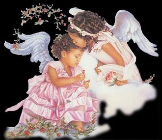 Les petits Anges de Clara, vous trouverez son site dans mes liens web favoris...
