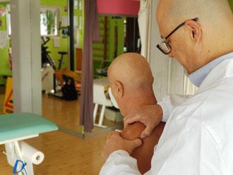 MASSOFISIOTERAPIA - Osteopata e fisioterapista Dr. Antonio Santi - presso la palestra Olympia | Toscana - Santa Maria a Monte (PI)