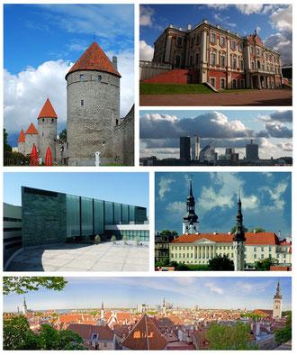 Tallinn by Mmwikiest