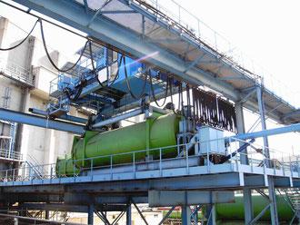 Müllverbrennungsanlage in Schwandorf