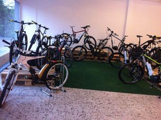e-Bikes in Berlin