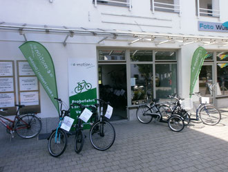 e-motion e-Bike Shop München in Sauerlach