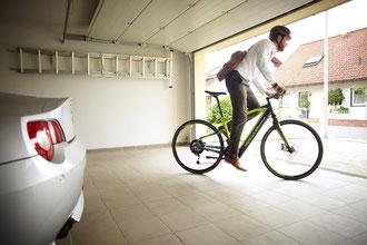 1% Regelung Fahrrad und e-Bike