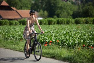 Sommer e-Bike Saison