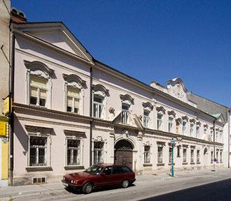 Prandtauer Wohnhaus Klostergasse