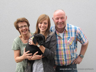 Buster & Familie Wolf