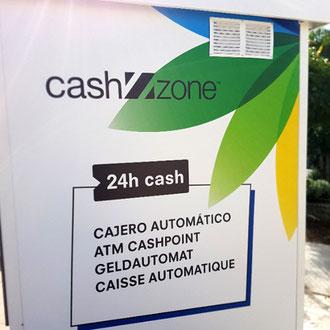 Wlodarek - Cash Zone - Geldautomat