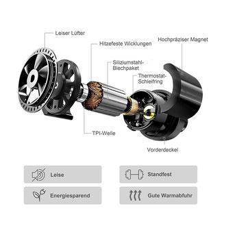 Laufband Vergleich Motor